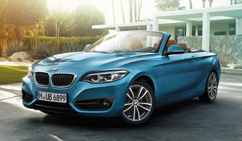 BMW 2 Series M Sport Convertible Auto