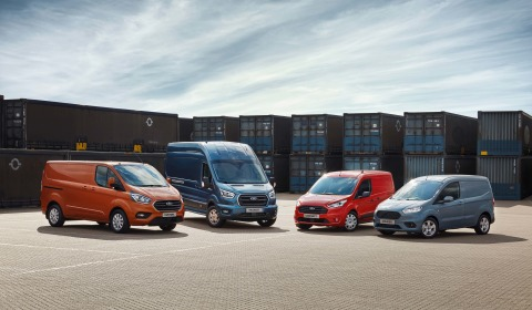 Wide Range of Commercial Vehicles